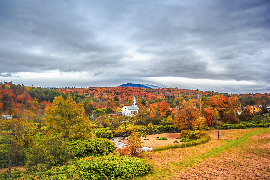 Vermont The Top 50 Most Beautiful Scenic Places In United