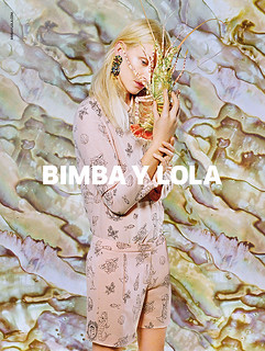Synchrodogs shoot campaign for Bimba & Lola