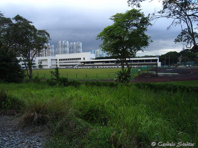 KTM Railway Track - Former RJC & DHS Campus 01