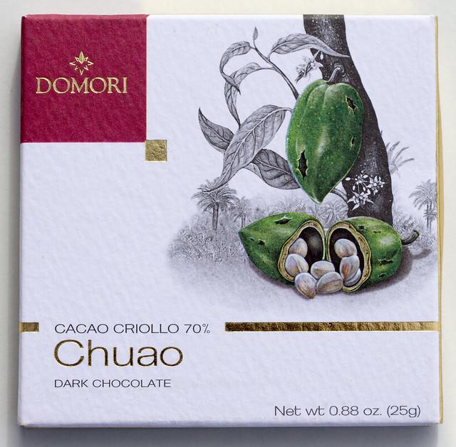 Domori Chuao Cacao Criollo 70%
