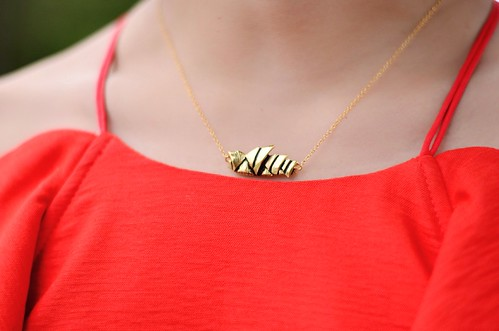 Sail Away necklace