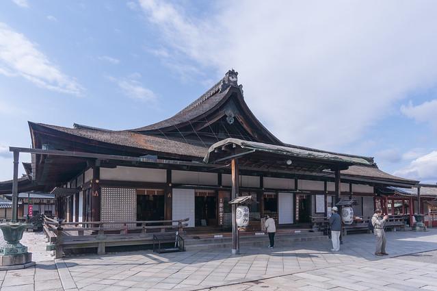 東寺御影堂