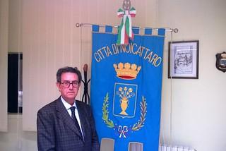 Noicattaro. Il sindaco Peppino Sozio