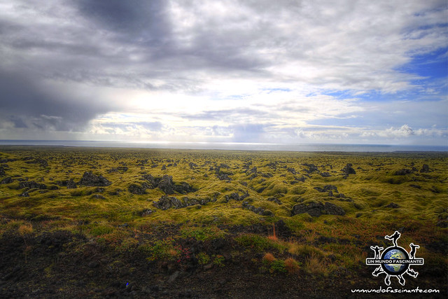 ISLANDIA - Selvogsgrunn