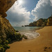 Praia do Pinhao - Lagos Portugal