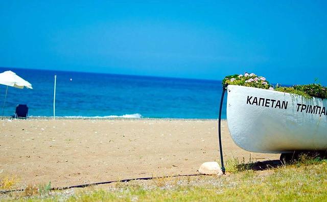 Муниципальный пляж Полиса, Пляжи Кипра а городе Полис