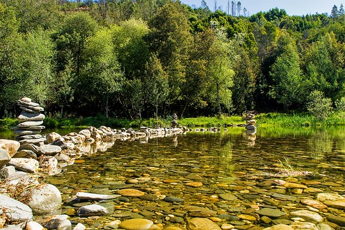 Alfusqueiro river