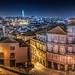 Porto's midnight tale by Pietro Faccioli