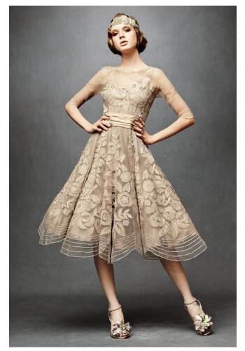 Wedding Gown Patterns Vogue 84 Cute short wedding dress