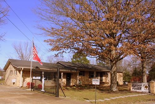 The Home of Buford Pusser - Adamsville, TN
