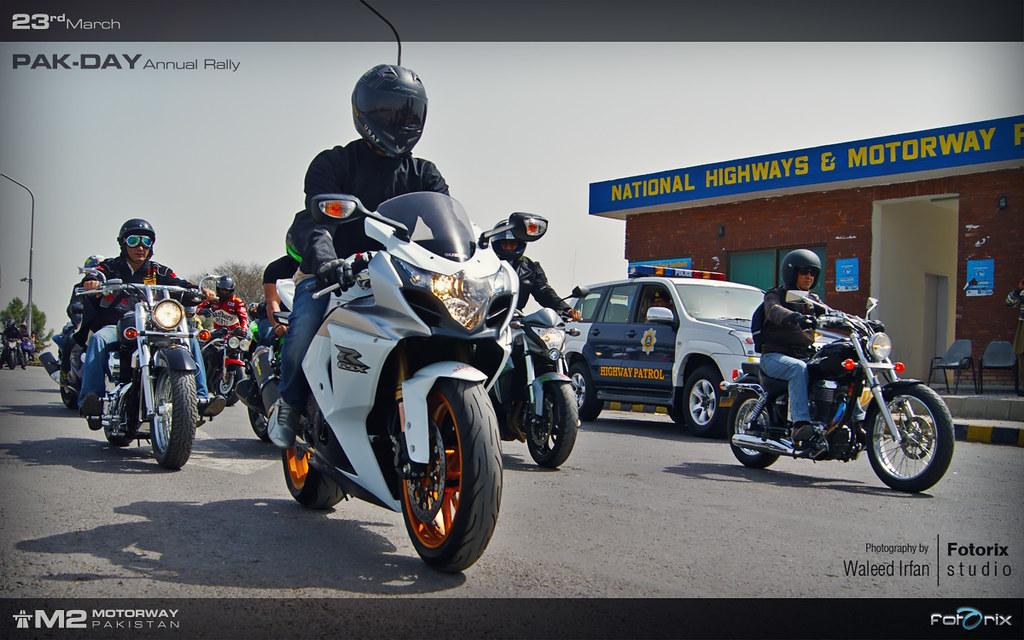 Fotorix Waleed - 23rd March 2012 BikerBoyz Gathering on M2 Motorway with Protocol - 6871288518 39343cd604 b