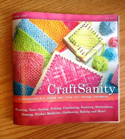 CraftSanity Magazine