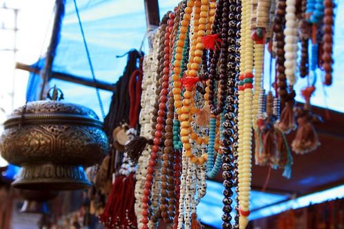 artisanat tibetain