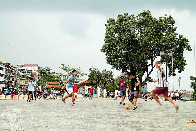 Sisowath Quay, Phnom Penh