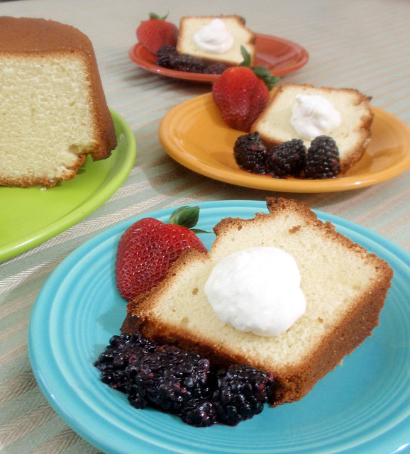 Easy Pound Cake for Dessert | What are we doing this weekend ...