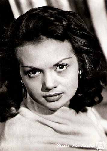 Maria Pia Casilio (1935 - 2012)