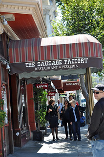 sausage factory