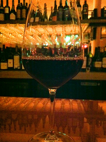 Glass of Cahors, Amelie