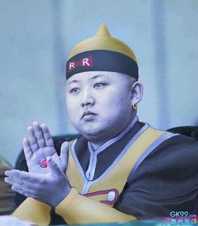 人造人間19號-北朝鮮國防委員長主席 金正恩