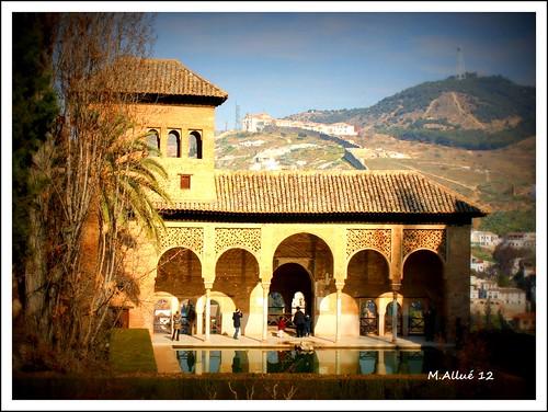 Granada by Miguel Allué Aguilar