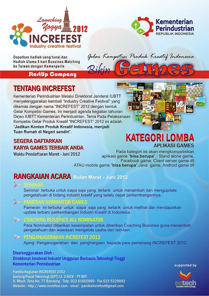 Info Lomba