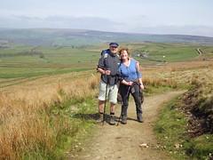 Mother and Jonnys visit.