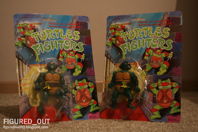 TURTLE FIGHTERS