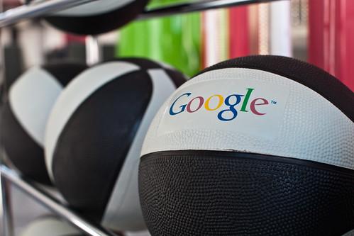 Google B-Ball