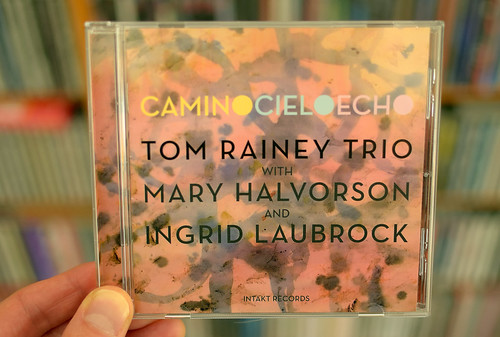Tom Rainey Trio - Camino Cielo Echo