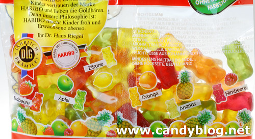 Haribo Germany Bears - They have Apfel bears