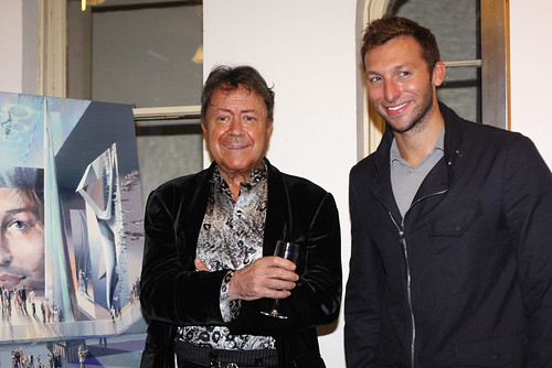 Charles Billich, Ian Thorpe by Eva Rinaldi Celebrity and Live Music Photographer