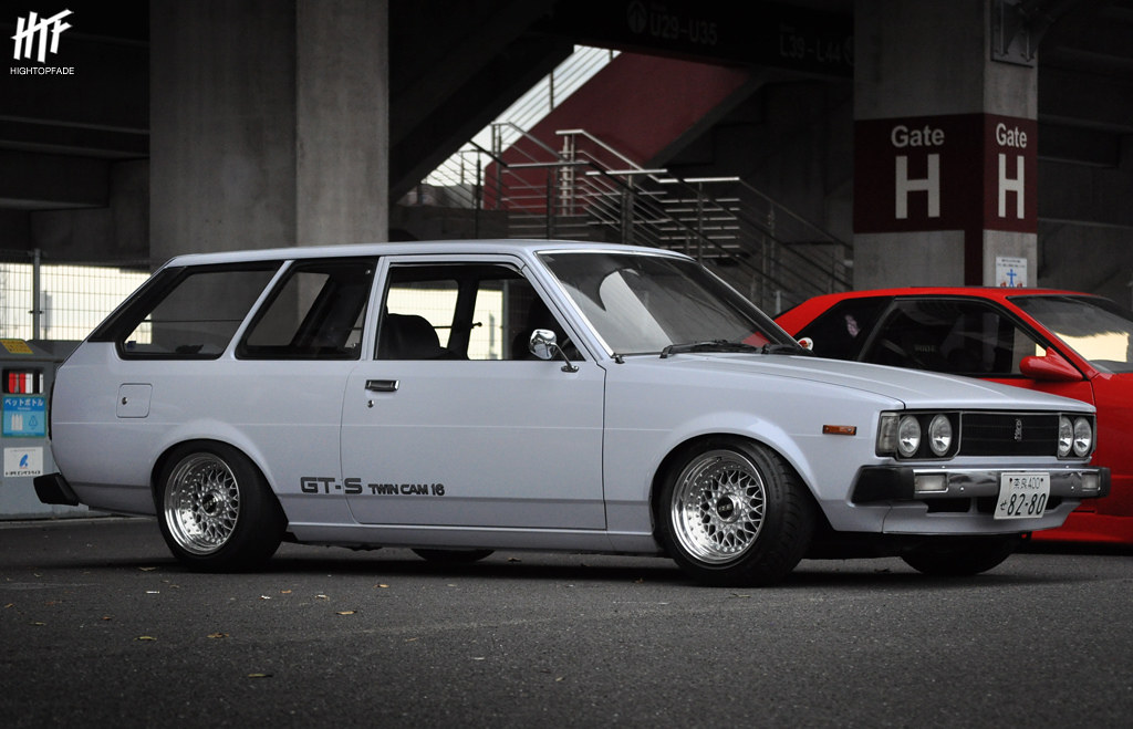 mmm 2 door wagon