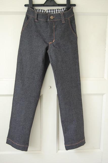 Algebra Jeans (Ottobre 4/11)