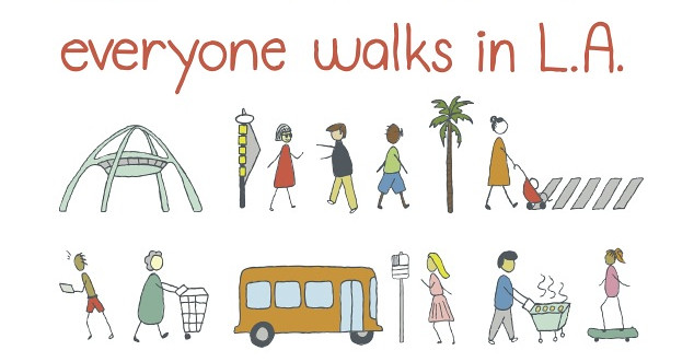 Los Angeles Walks!