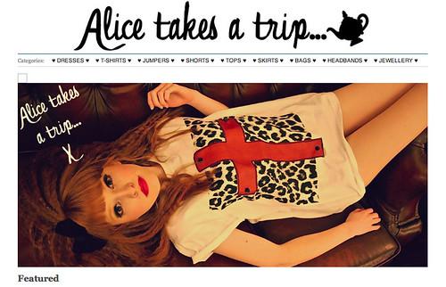 alice takes a trip
