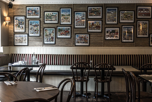Greenes Restaurant Maynooth by infomatique