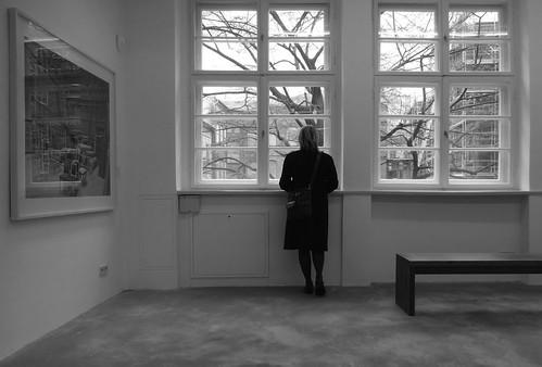 In der ehemaligen jüdischen Mädchenschule