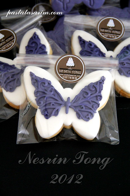 BUTERFLY COOKIES