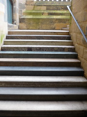 Scotsman Steps