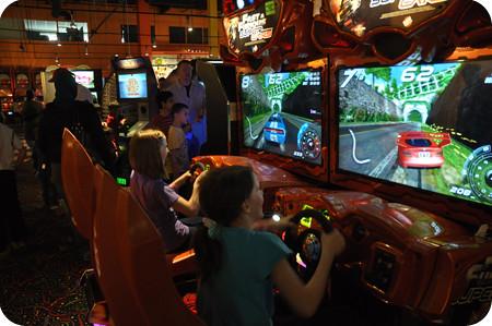 Funhaven arcade