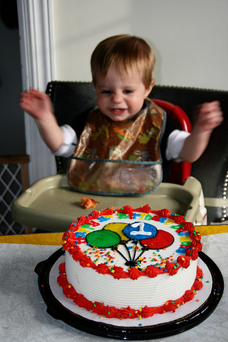 The Boy's First Birthday