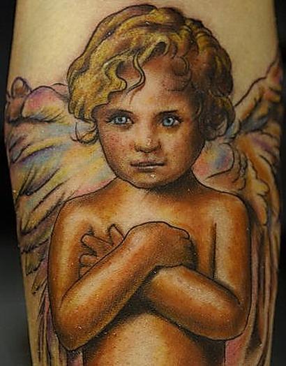 Angel Tattoos (86)
