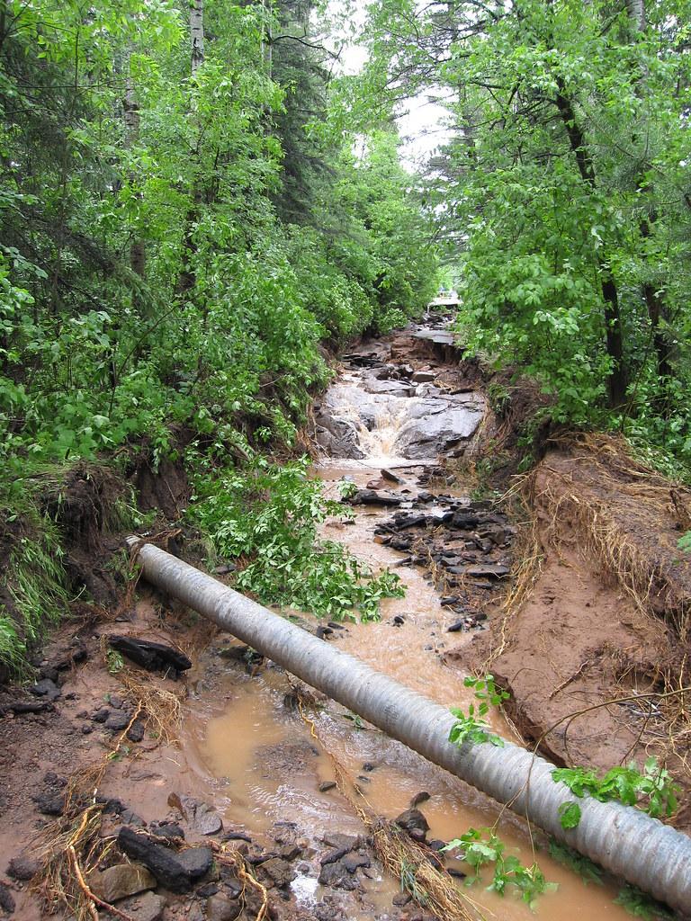 Duluth Flood - Duluth, MN 2012