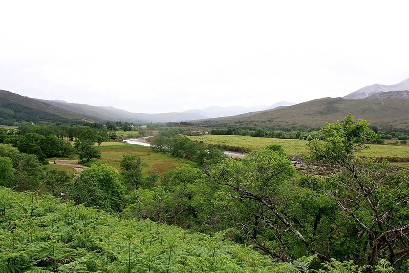 Approaching Kinlochewe