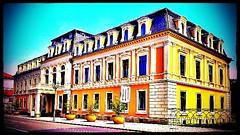 The Great Palais in Meiningen.