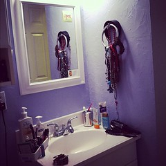 #bathroom #photoadayjune