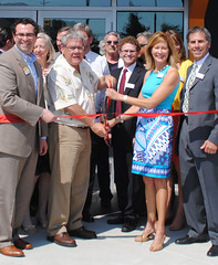 ISCG Ribbon Cutting