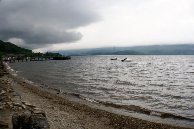 Loch Lomond Shoreline, Luss