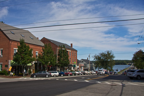 street usa america view united main maine states wiscasset