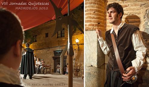 VIII Jornadas Quijotecas = MADRIDEJOS 2012 by José-María Moreno García = FOTÓGRAFO HUMANISTA